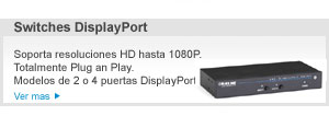 Switches DisplayPort