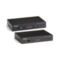 LRXI Industrial KVM Extender – DVI, USB 2.0, audio, serial