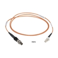 LC–ST Fiber Adapter Cable Kit
