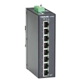 Hardened Gigabit PoE+ 8-Port Switch