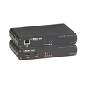 LRX KVM Extender - DVI, USB 2.0, serial, audio